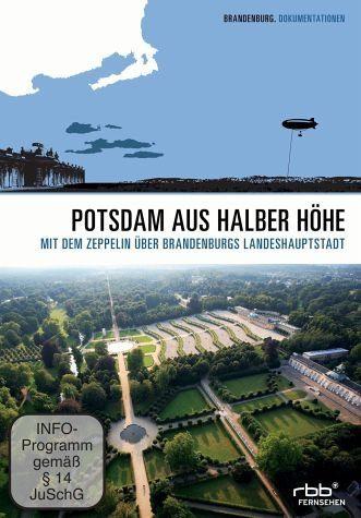 DVD »Potsdam aus halber Höhe - Mit dem Zeppelin...«