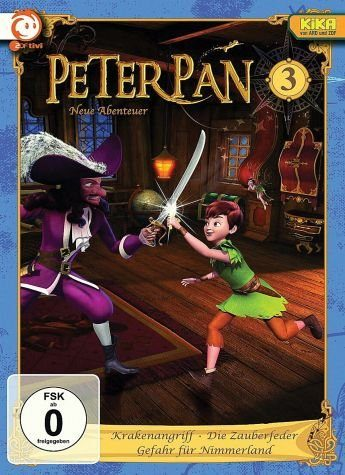 DVD »Peter Pan 03«