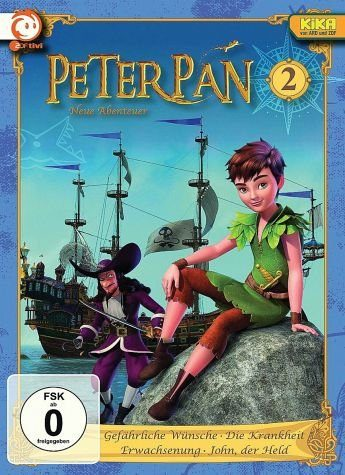 DVD »Peter Pan 02«