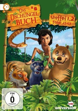 DVD »Das Dschungelbuch - Staffel 1.2 (Folge 27-52)...«