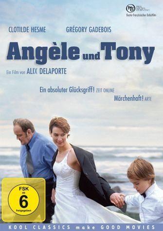 DVD »Angèle und Tony«