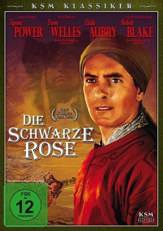 DVD »Die schwarze Rose«