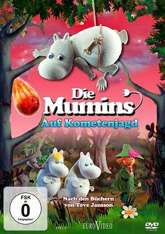 DVD »Die Mumins - Auf Kometenjagd«