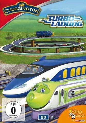 DVD »Chuggington 20 - Turboladung«