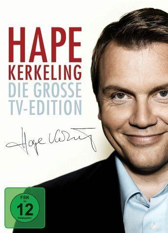 DVD »Hape Kerkeling - Die große TV-Edition (11 Discs)«