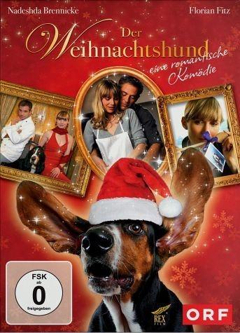 DVD »Der Weihnachtshund«
