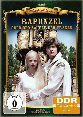DVD »Rapunzel oder der Zauber der Tränen«