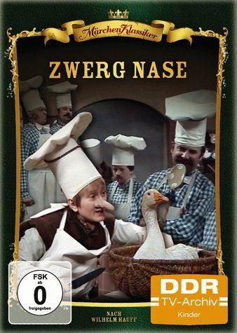 DVD »Zwerg Nase«