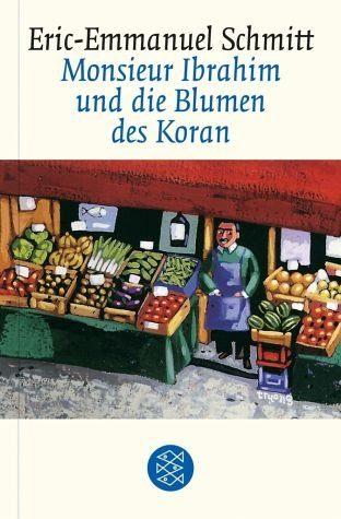 Gebundenes Buch »Monsieur Ibrahim und die Blumen des Koran«