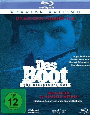Blu-ray »Das Boot - The Director's Cut (Special Edition)«