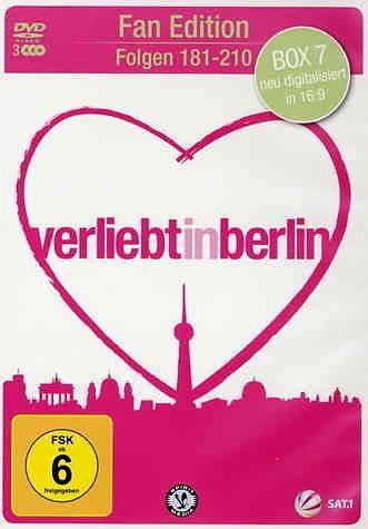 DVD »Verliebt in Berlin - Folgen 181-210 (Fan...«