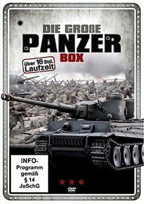 DVD »Die grosse Panzerbox (3 Discs)«
