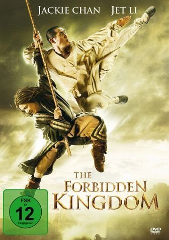 DVD »Forbidden Kingdom«