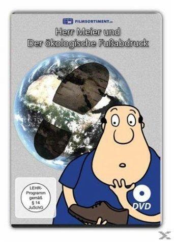 DVD »Herr Meier und der ökologische Fußabdruck«
