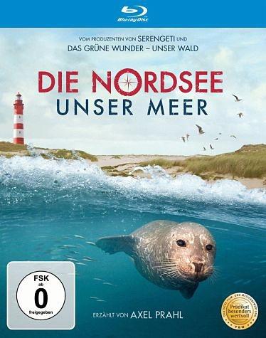 Blu-ray »Die Nordsee - Unser Meer«