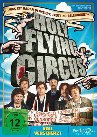 DVD »Holy Flying Circus - Voll verscherzt«