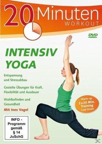 DVD »20 Minuten Workout - Intensive Yoga«