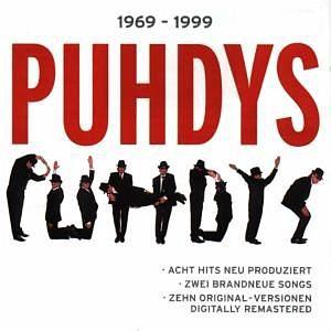Audio CD »Puhdys: Zwanzig Hits Aus Dreißig Jahre«