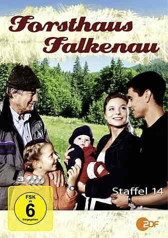 DVD »Forsthaus Falkenau - Staffel 14 (3 Discs)«