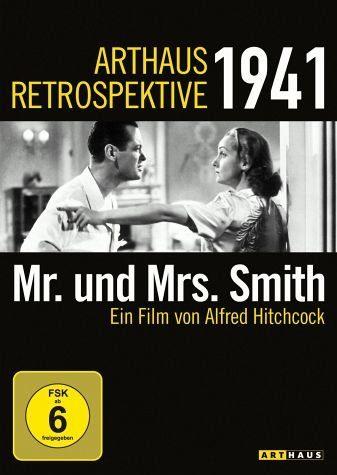 DVD »Arthaus Retrospektive 1941 - Mr. und Mrs. Smith«