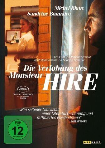 DVD »Die Verlobung des Monsieur Hire«