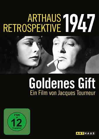 DVD »Arthaus Retrospektive 1947 - Goldenes Gift«