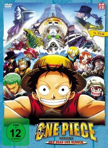 DVD »One Piece - Das Dead End Rennen«