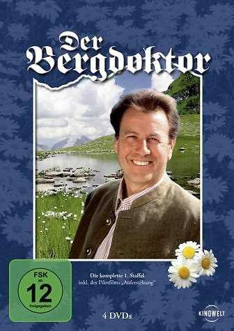 DVD »Der Bergdoktor - Die komplette 1. Staffel...«