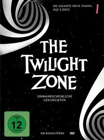 DVD »The Twilight Zone - Die gesamte erste Staffel...«