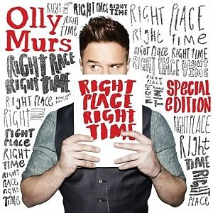 CD+DVD »Olly Murs: Right Place Right Time (Special...«