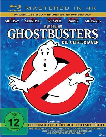 Blu-ray »Ghostbusters«