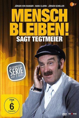 DVD »Mensch bleiben! Sagt Tegtmeier (2 Discs)«