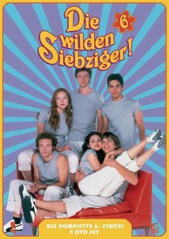 DVD »Die wilden Siebziger! - Die komplette 6....«
