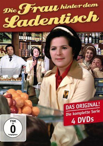 DVD »Die Frau hinter dem Ladentisch (4 Discs)«
