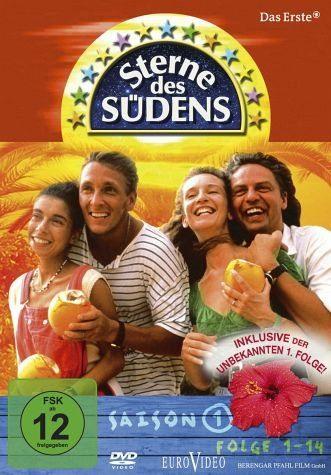 DVD »Sterne des Südens - Saison 1, Folge 01-14 (4...«