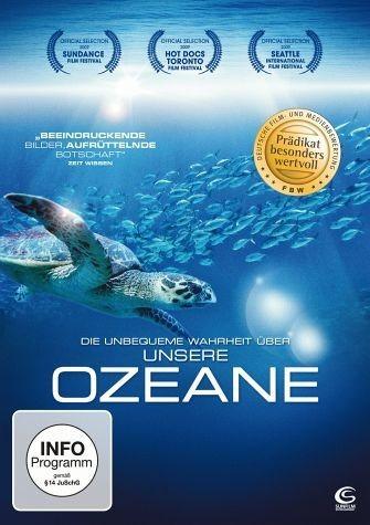 DVD »Die unbequeme Wahrheit über unsere Ozeane«