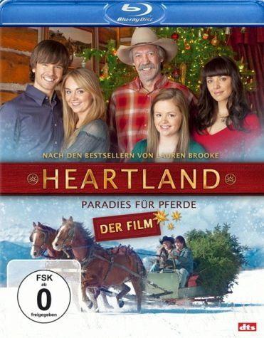 Blu-ray »Heartland - Paradies für Pferde: Der Film«