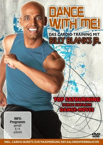 DVD »Dance with me! - Das Cardio-Training mit Billy...«