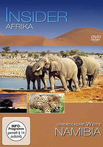DVD »Insider - Afrika: Namibia«