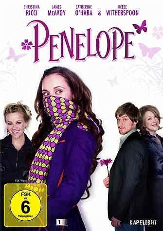 DVD »Penelope«