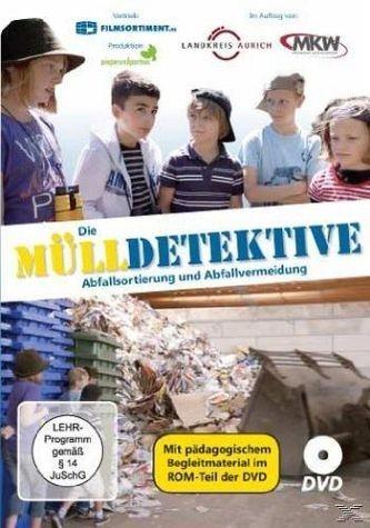 DVD »Die Mülldetektive: Abfallsortierung und...«