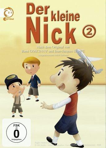 DVD »Der kleine Nick 2«