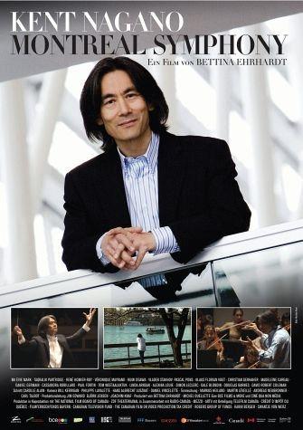 DVD »Kent Nagano - Montréal Symphony (OmU)«