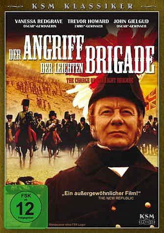 DVD »Der Angriff der leichten Brigade«