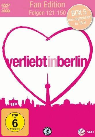 DVD »Verliebt in Berlin - Folgen 121-150 (Fan...«
