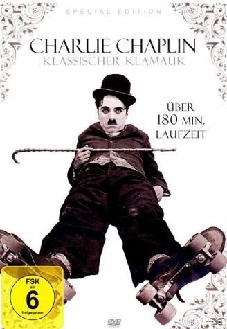 DVD »Charlie Chaplin - Klassischer Klamauk«