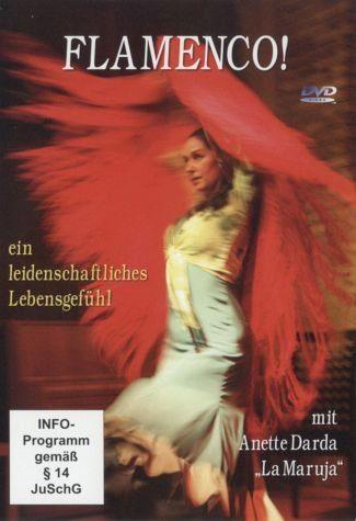 DVD »Flamenco! ein leidenschaftliches Lebensgefühl«