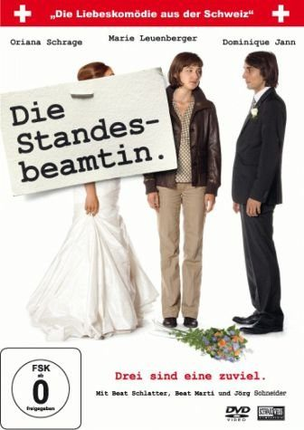 DVD »Die Standesbeamtin - Drei sind eine zuviel«