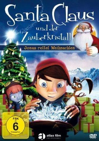 DVD »Santa Claus und der Zauberkristall - Jonas...«