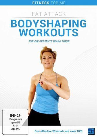 DVD »Fat Attack Bodyshaping Workouts für die...«